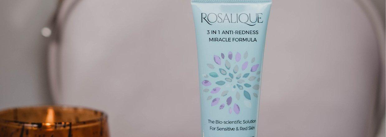 Rosalique og fedtet hud