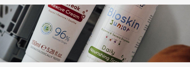 Bioskin Junior Daily Nourishing Spray