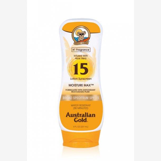 Solcreme – SPF 15 – Australian Gold