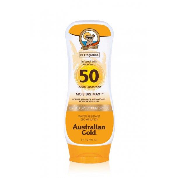 Solcreme – SPF 50 – Australian Gold